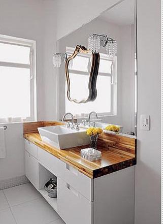 Banheiros decorados fotos 4