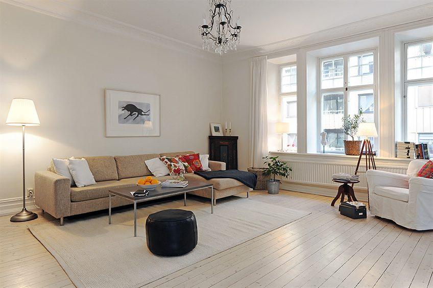 Decorar apartamento de solteiro 5