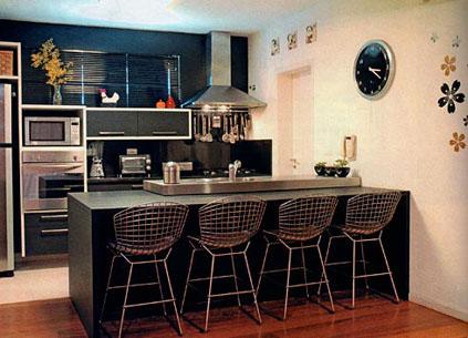 Decorar cozinha pequena 7