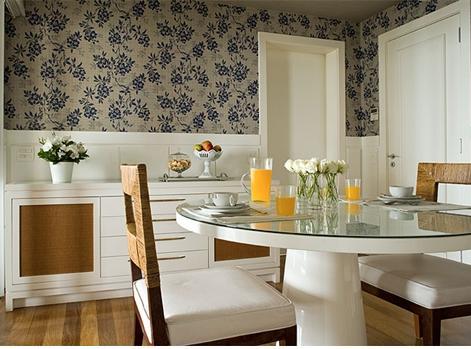Papel de parede para a cozinha 8
