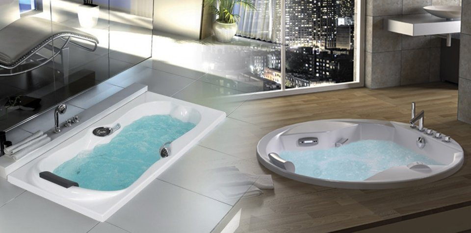 Banheiro com banheira 8