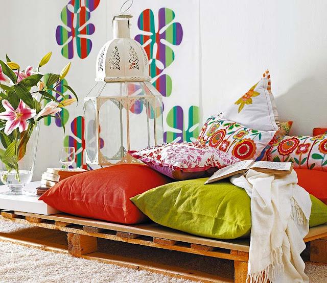 pallets na decoração 12