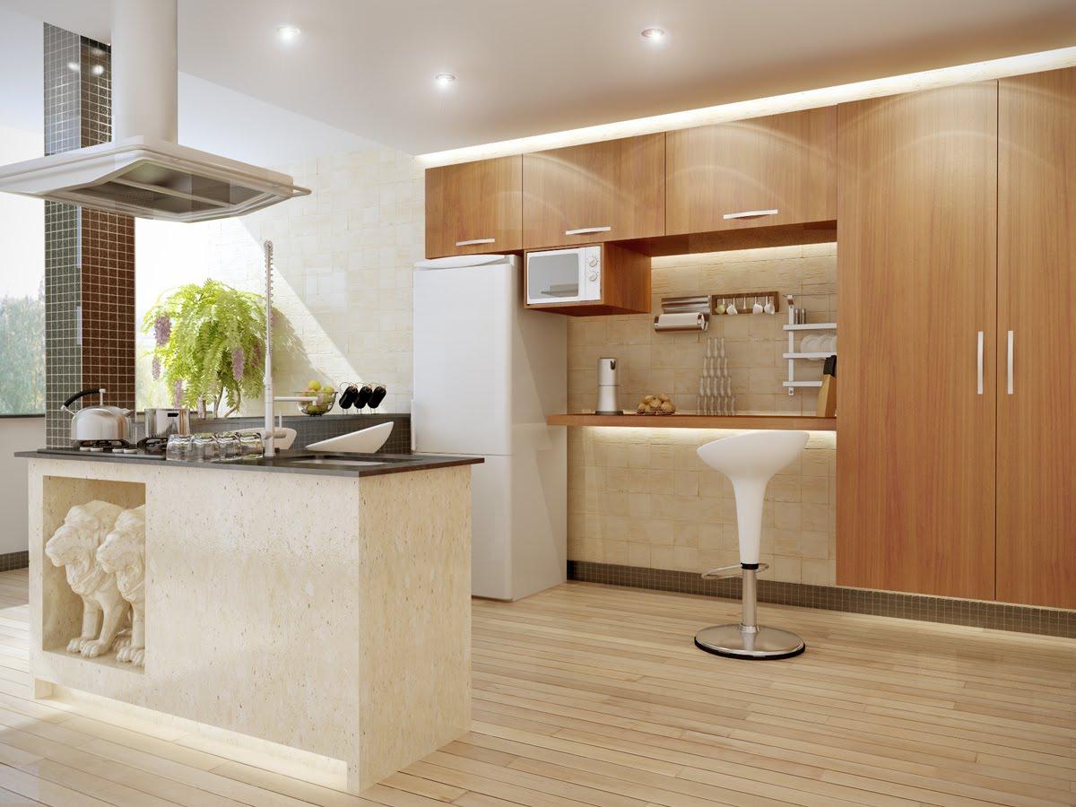 Como escolher o piso da cozinha 9