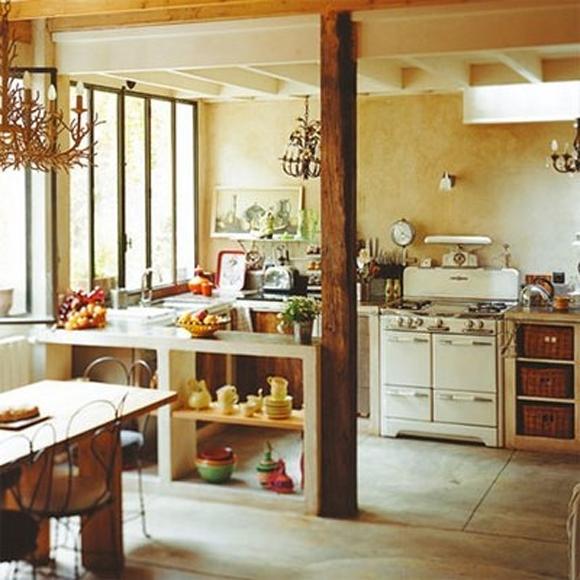 Como decorar uma cozinha externa 4
