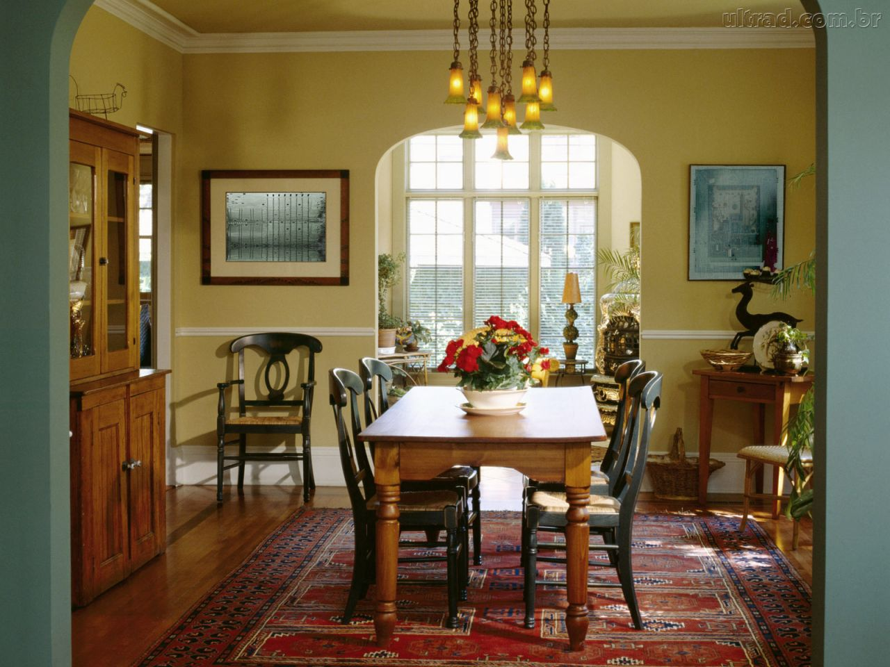 Sala de jantar pequena 4