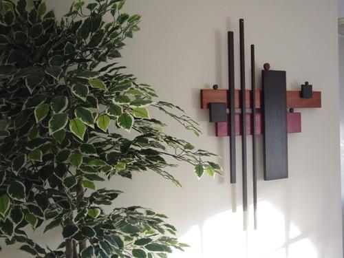 Como decorar com esculturas 5