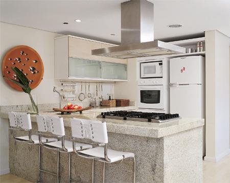 Como decorar a cozinha pequena 6