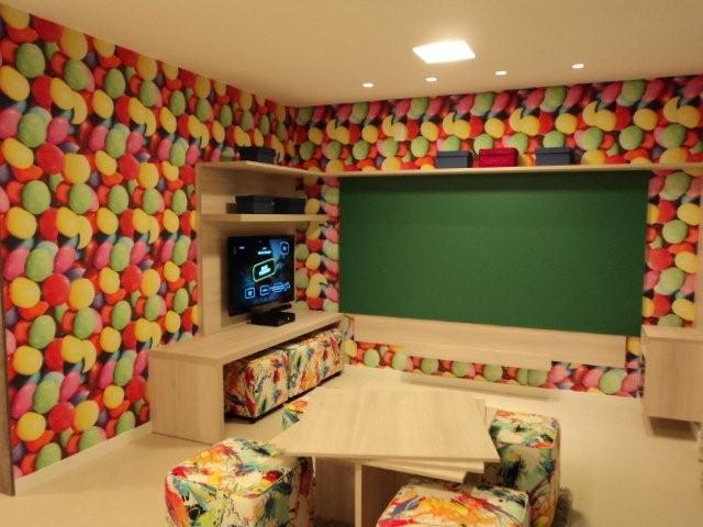 Tecidos adesivos na decoração 7