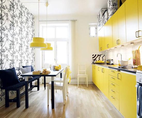 Como decorar a cozinha pequena 8