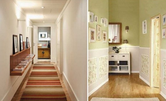 Como decorar o corredor 8