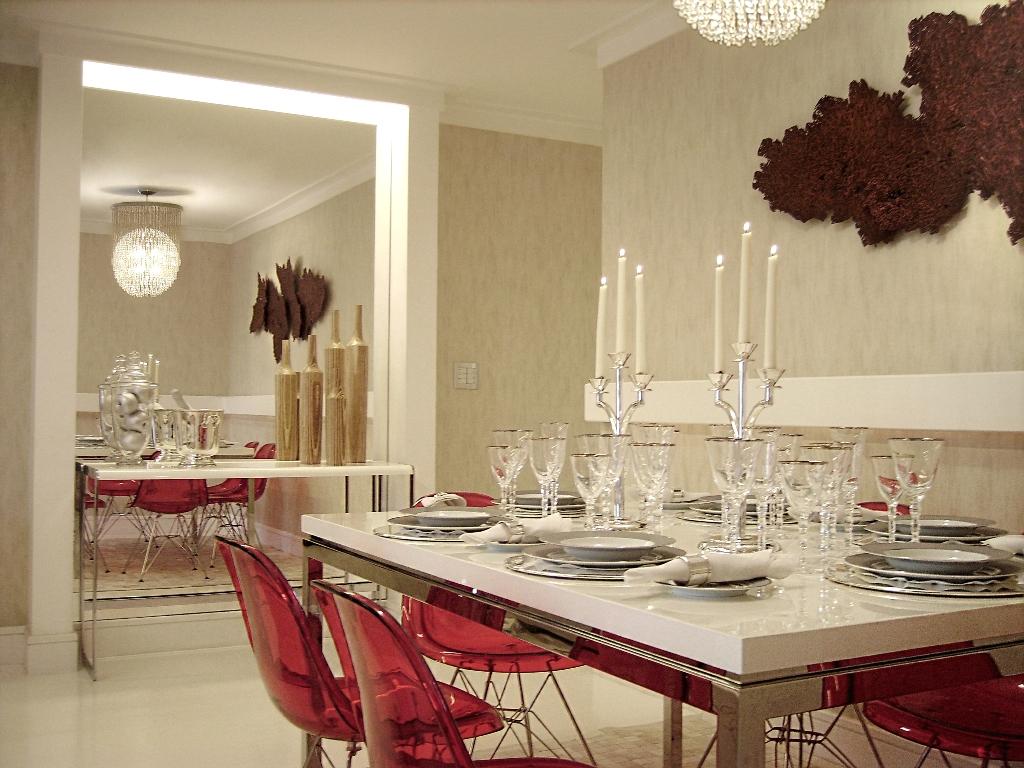 Sala de jantar pequena 7