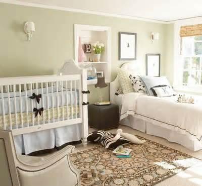 Quarto de casal com quarto de bebê
