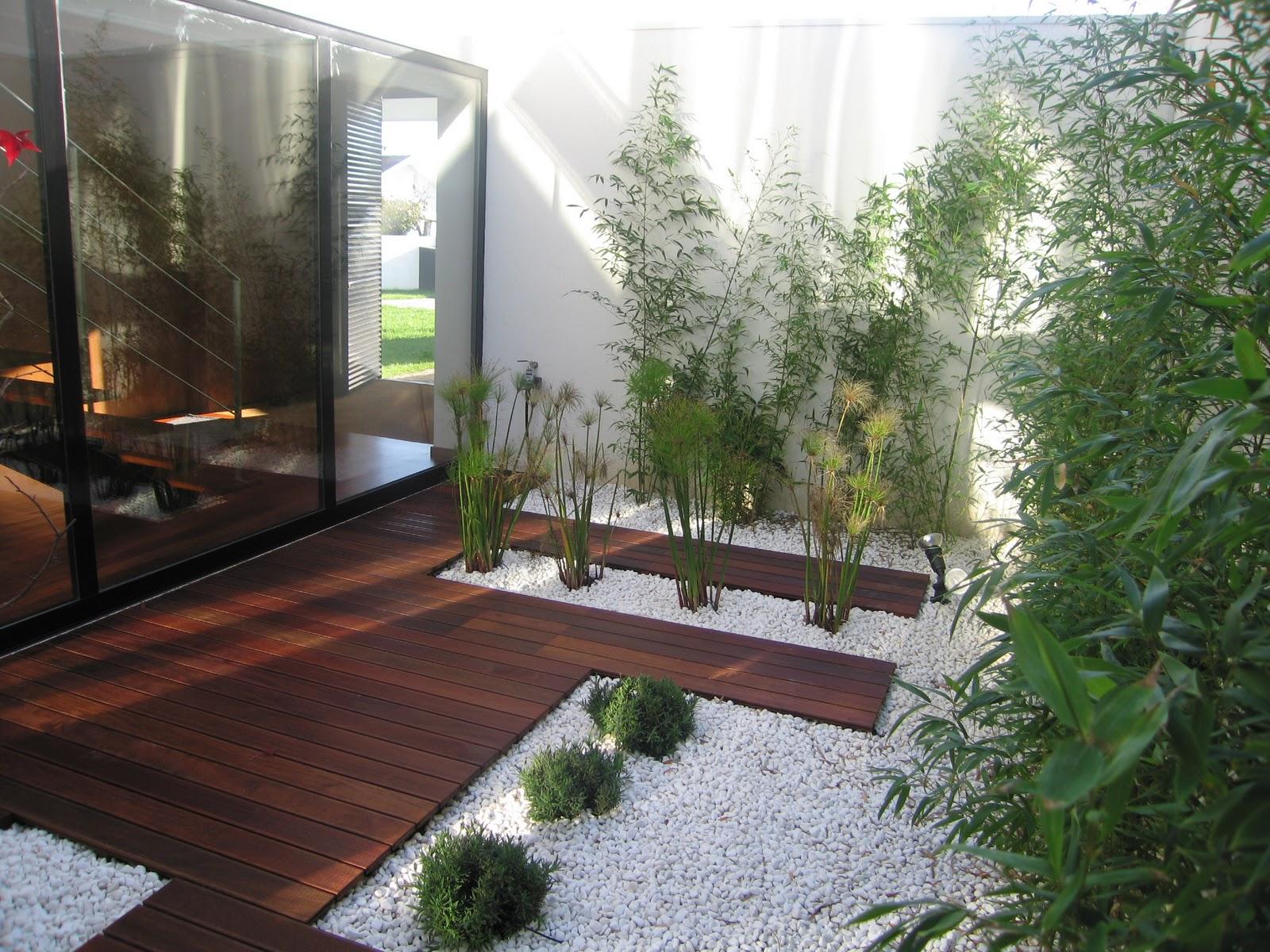 Modelos de jardim de Inverno 9