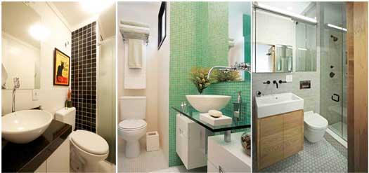 decoracao de ambientes pequenos banheiros : decoracao de ambientes pequenos banheiros:COMO AMPLIAR O BANHEIRO