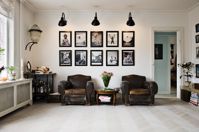 preto e branco decoração