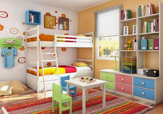 quarto para duas crianças 2
