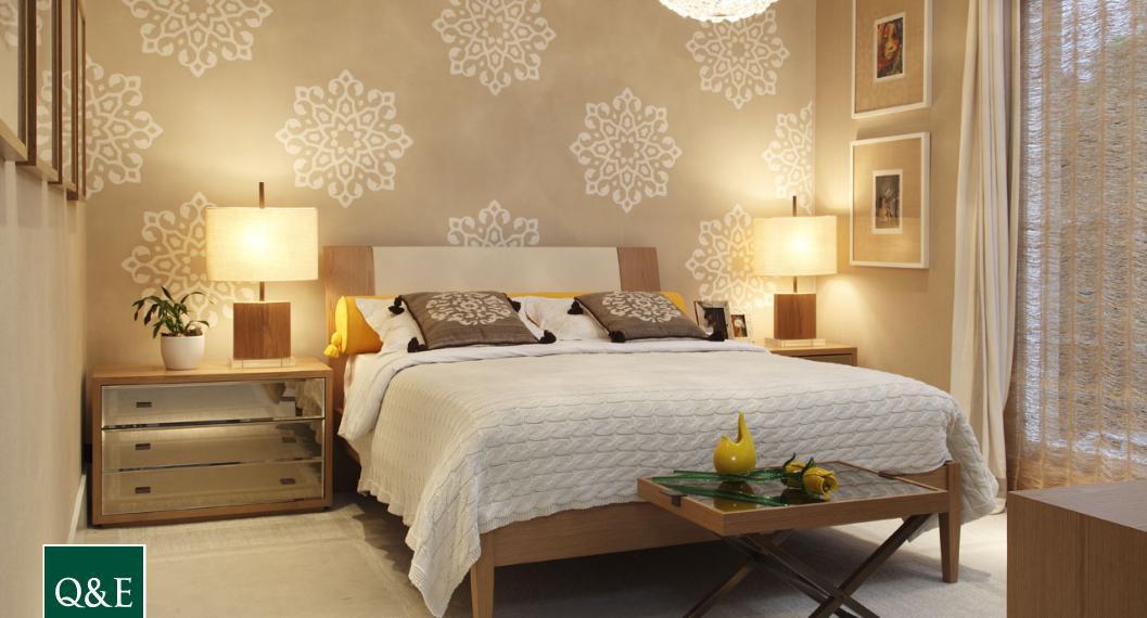Ideias para decorar quarto de casal