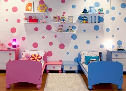 quarto para duas crianças 4