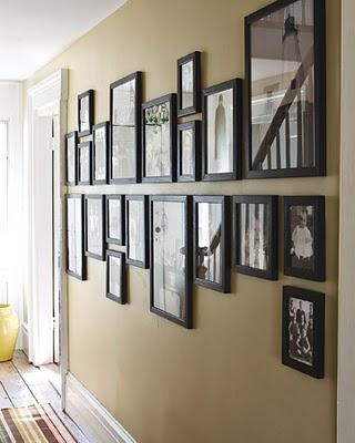 Como decorar o corredor 5