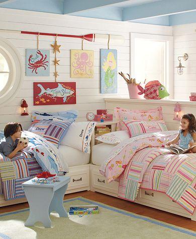 quarto para duas crianças 5
