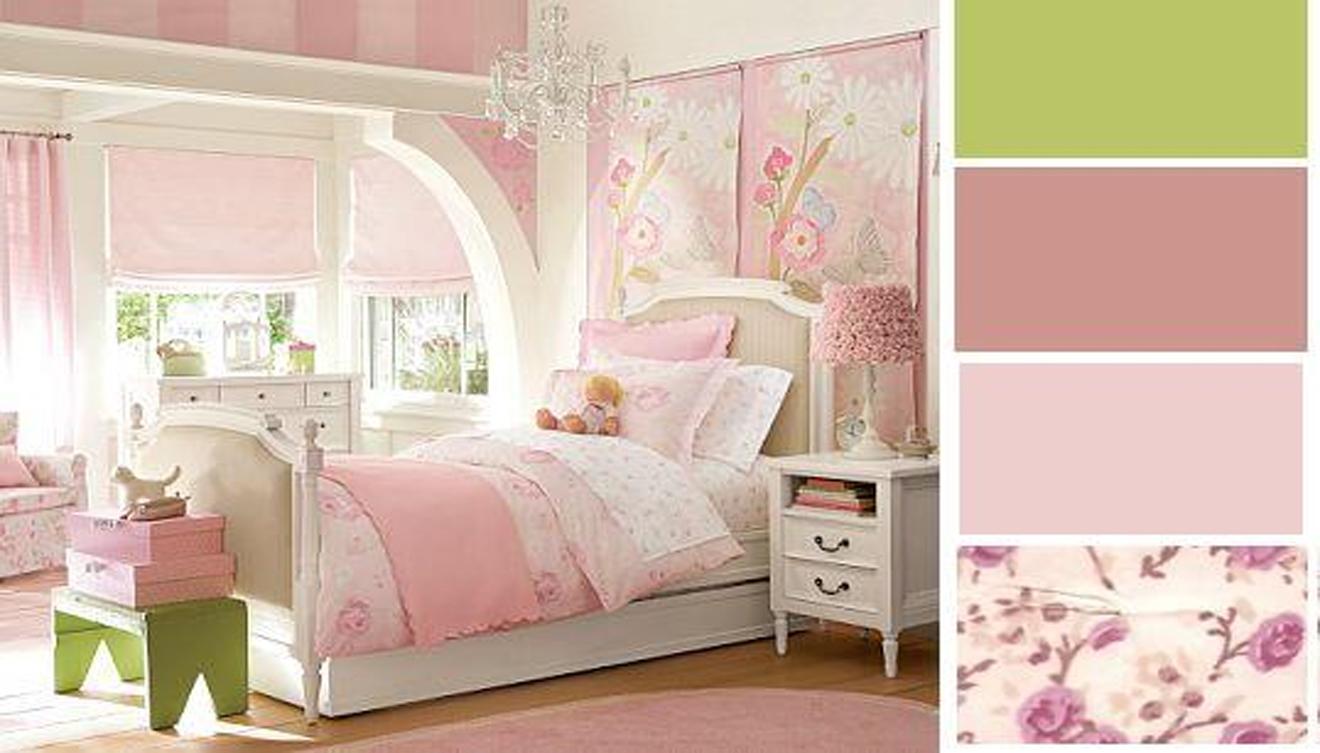 Paleta de cores na decoração 6