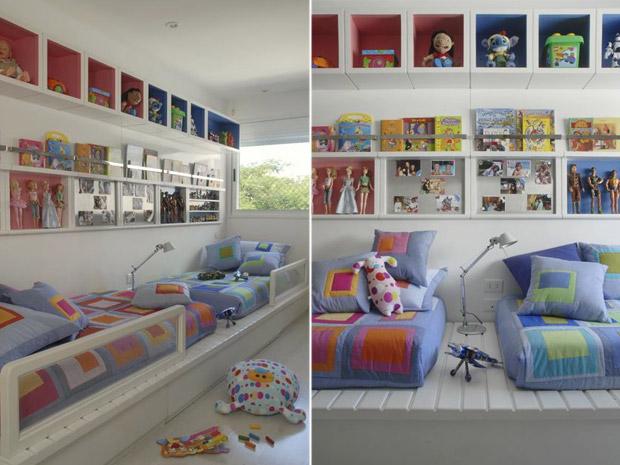 quarto para duas crianças 7