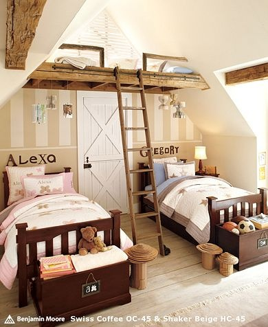 quarto para duas crianças 8