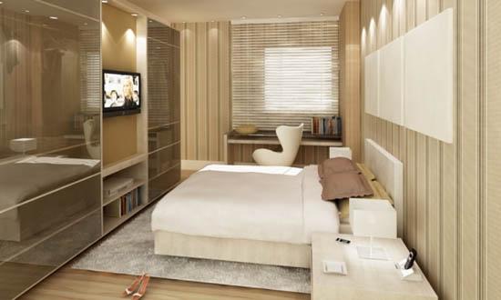 decorar um quarto pequeno 8