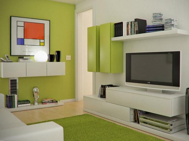 decorar com cor em espaços pequenos 7
