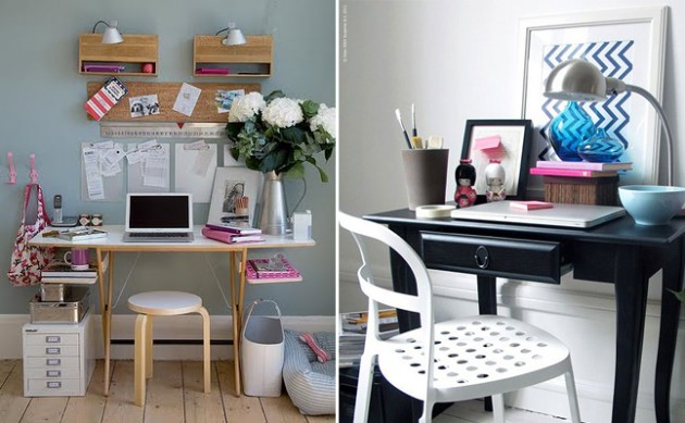 Home office confortável 2