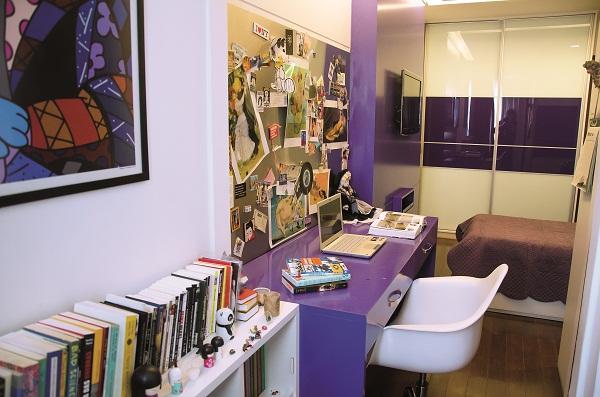 Home office confortável 4