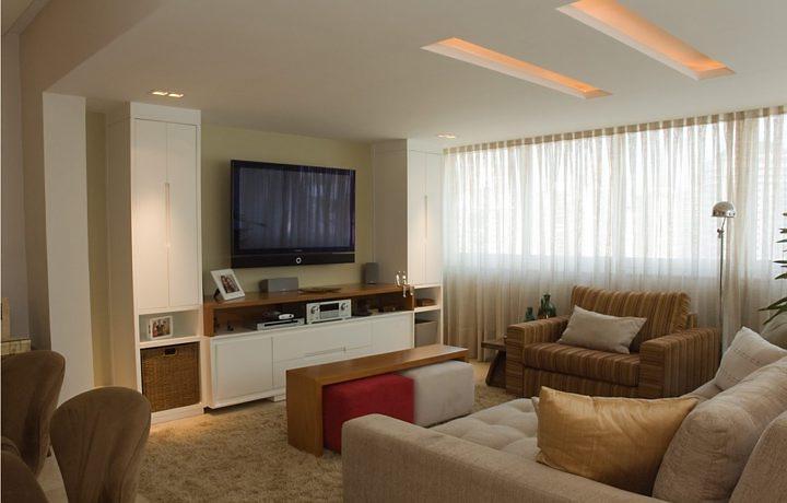 iluminação da sala de TV 5
