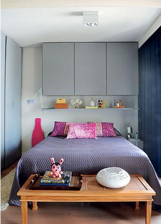 Apartamentos pequenos decorados 6