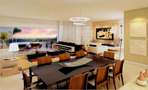 Apartamentos de luxo 7