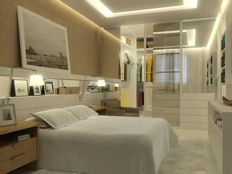 Móveis para quarto pequeno 8