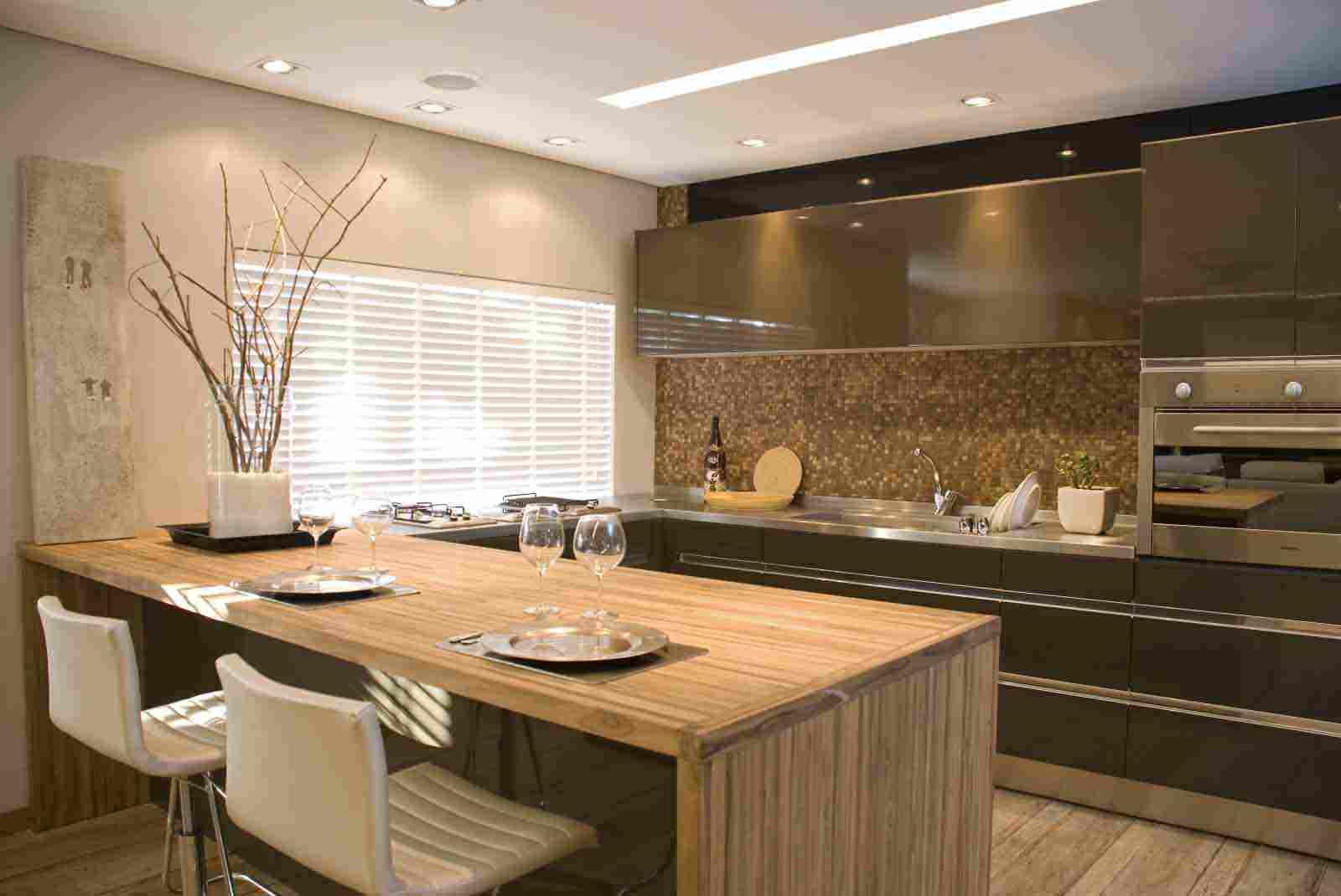 Apartamentos de luxo: trabalho forte na decoração #936638 1600 1070