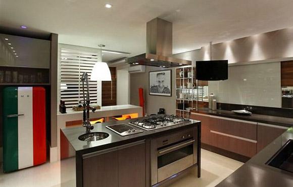 Cozinhas com ilhas 9