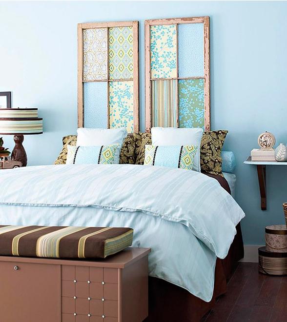 cama decorada e aconchegante 2