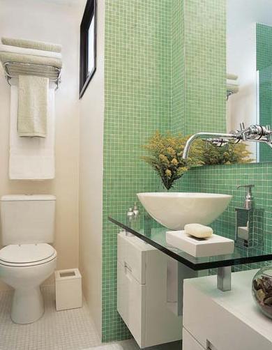 Como decorar seu lavabo 3