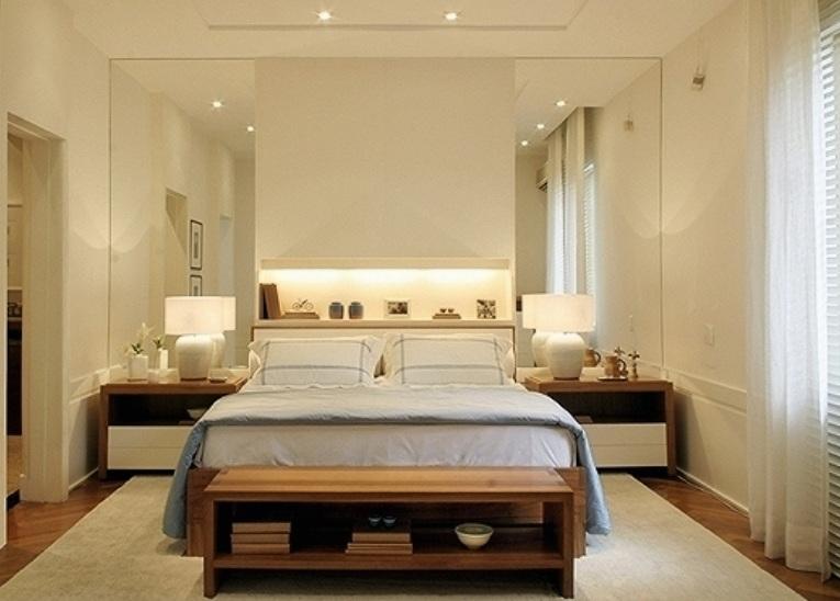 cama decorada e aconchegante 4