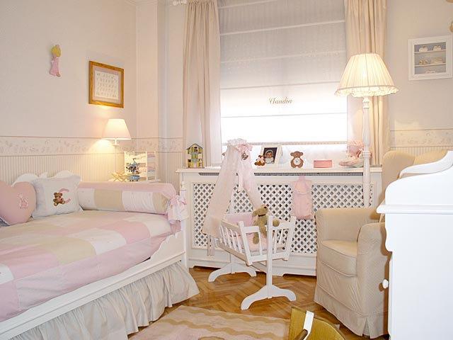 decoração do quarto do bebê 4