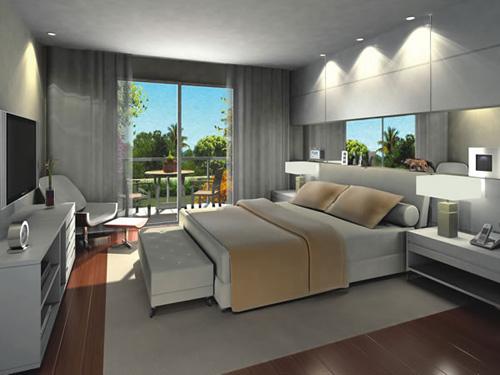 Como decorar casas chiques for Casas modernas grandes por dentro