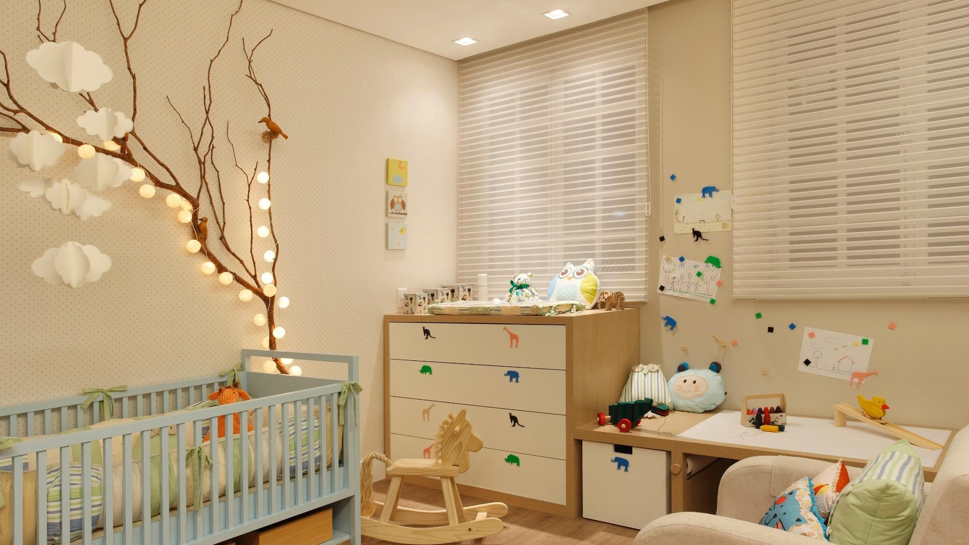 decoração do quarto do bebê 7