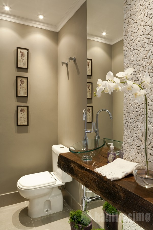objetos decoracao lavabo:Pinterest Neutral Bathroom Colors