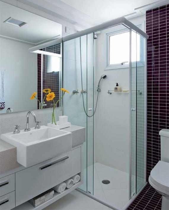 Dicas para decorar o banheiro 2