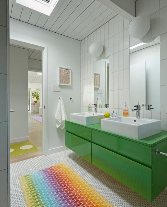 Dicas para decorar o banheiro -> Banheiro Decorar Dicas