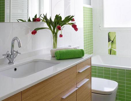 Banheiro decorado 3