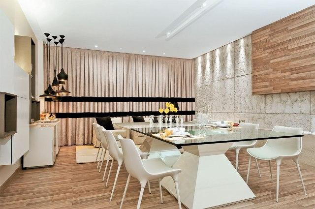 Como decorar a sala de jantar 3