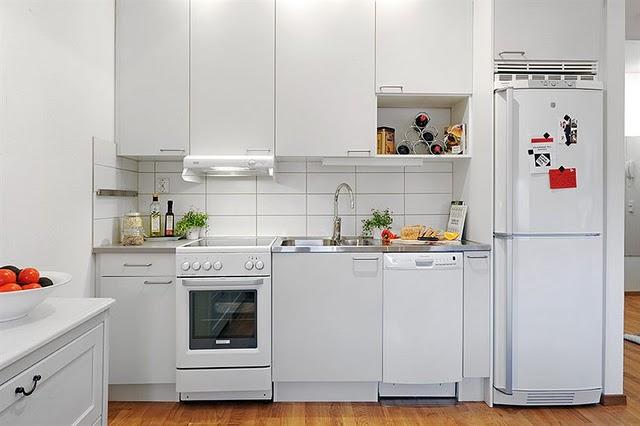 decoração de cozinha pequena 4