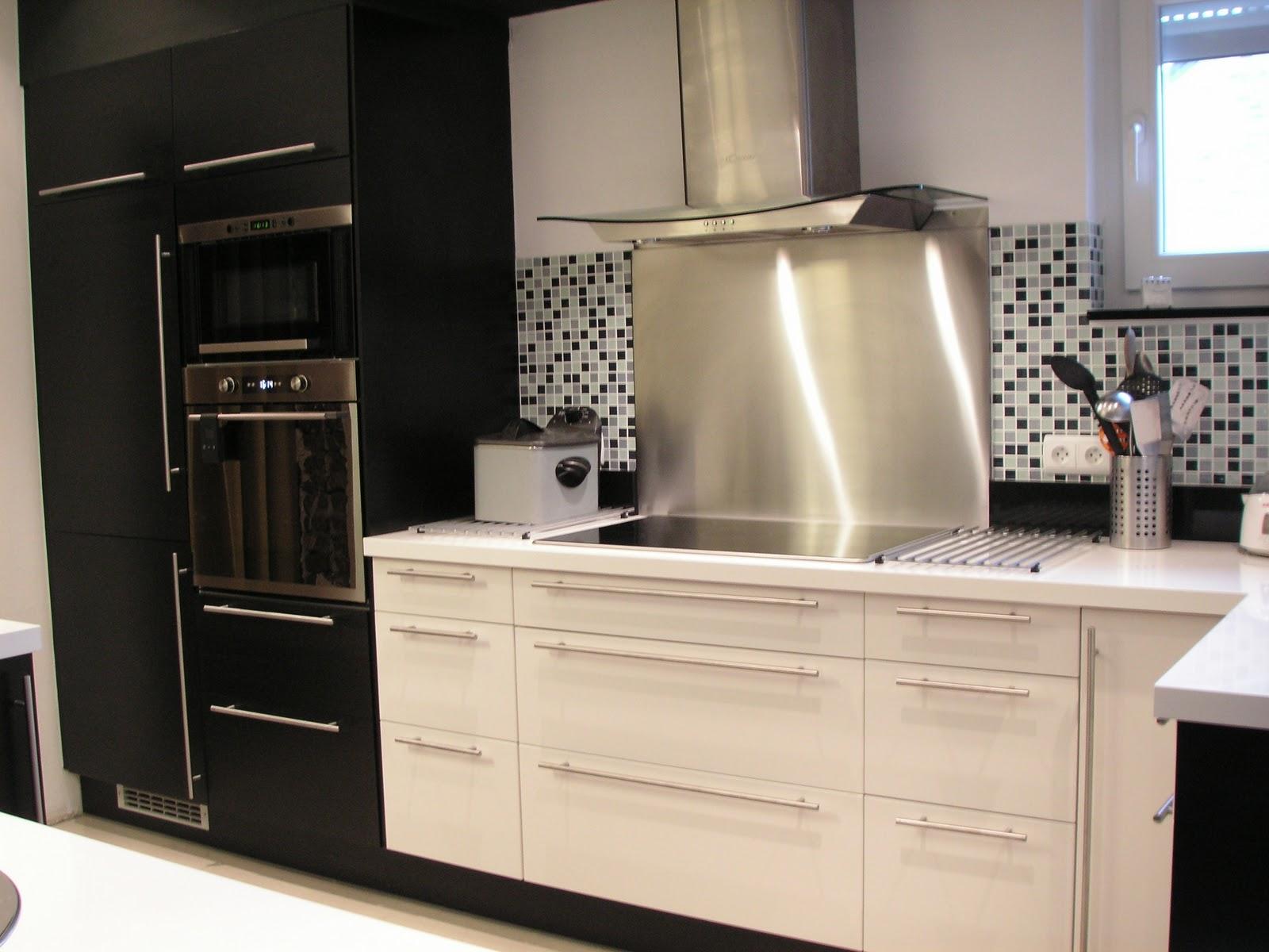 Cozinha em preto 5
